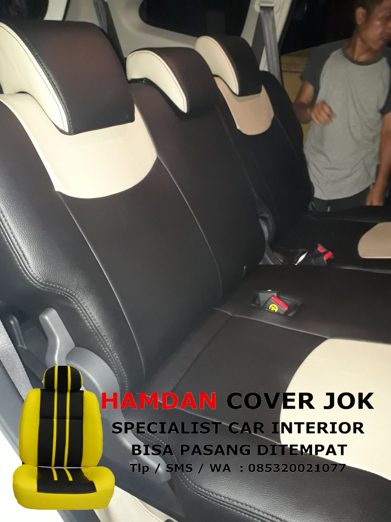 Hasil Sarung Jok Mobil Bandung | Hamdan CoverJok