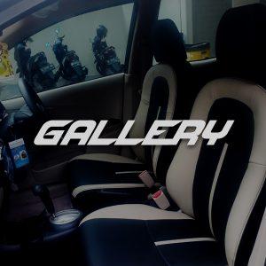 Sarung jok mobil bandung gallery