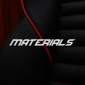 Sarung Jok Mobil Bandung Materials
